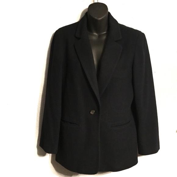 J. Crew Jackets & Blazers - J Crew Women's Navy Blue Blazer Size 4